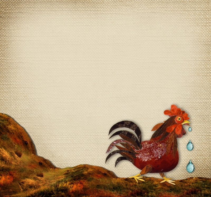 """The Brave Rooster"""